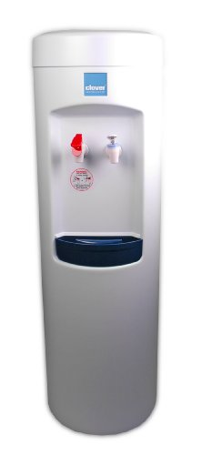 Clover D7A Hot and Cold Point of Use Water Dispenser With Hygienic Stainless Steel Water Tanks