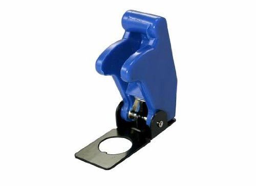 Jt&T Products (2652-6F) - Toggle Switch Position Indication Cover, Blue