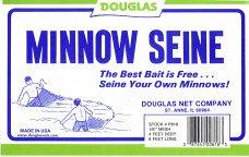 Minnow Seine by Douglas Net Company