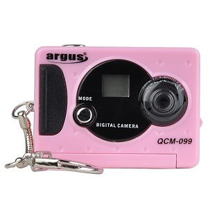 Argus VGA Digital Camera Pink 2 Mb Int Mem 1 Aaas