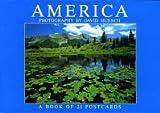 America Postcard Book