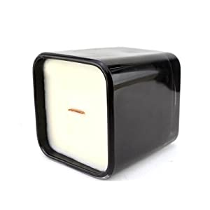 AP Soy Scented Day At the Spa Wood Wick Cube 20oz Candle