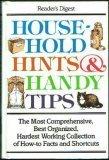 Household Hints & HandyTips, READER'S DIGEST EDITORS