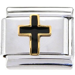 Cross Italian Charm