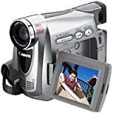 Canon MV830i MiniDV Digital Camcorder [0.8Mp, 20 x Optical Zoom, 2.5