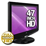 "LG 47LBX - 47"" LCD TV - 120Hz - widescreen - 1080p (FullHD) - HDTV 1080p - glossy black"