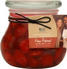 Kathy Ireland Acafe Society By Hanna's Home Preserves Raspberry Jam Candle