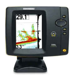 Humminbird 596c Color Sonar Only from Humminbird