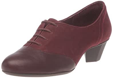 Camper Women's Kim Napier Berry Brogue 21508-008 3 UK