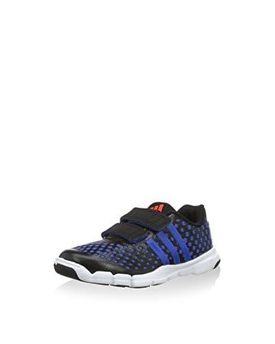 adidas Zapatillas de Running X 15.4 Fxg Kid Negro / Azul EU 28 (UK 10.5 C)