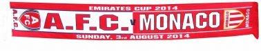 Arsenal FC v AS Monaco Emirates Trophy Souvenir