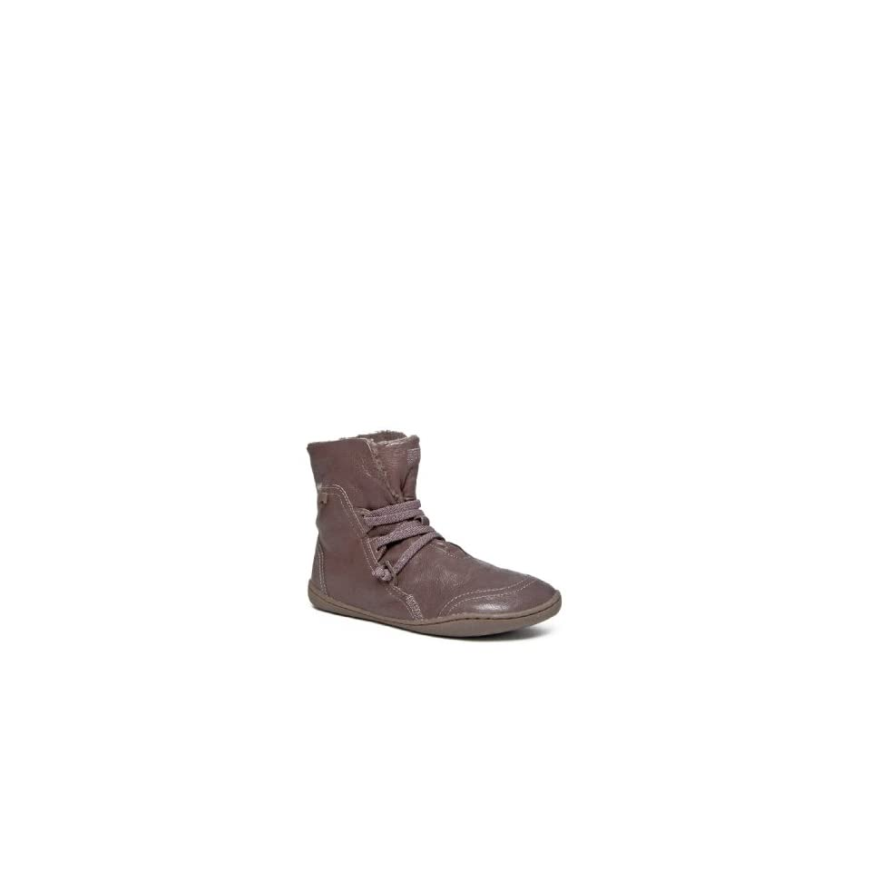 Camper 46446 Peu Cami Ankle Boot Grey Shoes on PopScreen