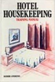 Hotel Housekeeping Training Manual Amazon Co Uk Sudhir border=