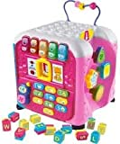VTech Discovery Cube - Pink **Exclusively on Sunday Electronics**