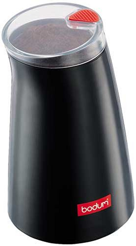 Bodum C Mill Electric Blade Coffee Mill Grinder Black