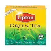 Lipton Green Tea Decaffeinated Tea Bags - 2 Pack by Lipton