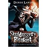 Derek Landy Skulduggery Pleasant: Kingdom of the Wicked