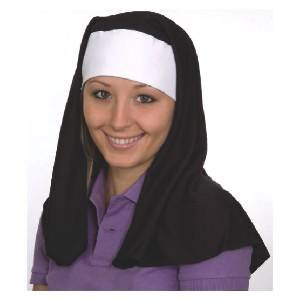 Halloween Costumes For Pregnant Women Ideas NEW Adult Catholic Nun Hat Pregnant Woman Gag Gift Role Play Halloween Costume Party Best price