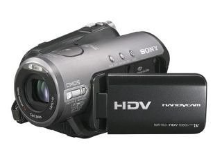Sony HDR-HC3 High Definition Camcorder [2.0MP, 10 x Optical ) CMOS, 2.7