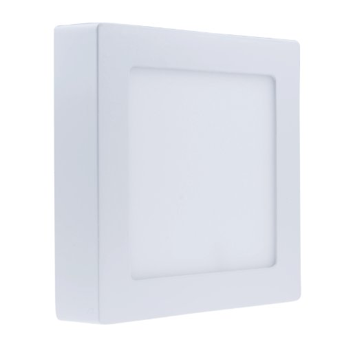 S6Store® 18W Dimmable Ac100~245V Square Warm With Led Surface Panel Wall Ceiling Down Lights Mount Bulb Lamp