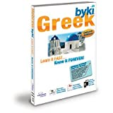 Byki Greek Language Tutor Software & Audio Learning CD-ROM for Windows & Mac