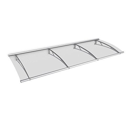 schulte vordach haust r acrylglas edelstahl pultvordach acrylglas klar 270 x 95 cm. Black Bedroom Furniture Sets. Home Design Ideas