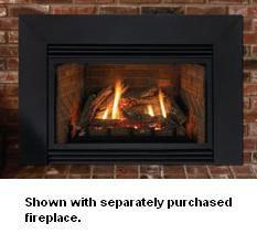 Empire Comfort Systems S33-6-BL Innsbrook DV33 Direct Vent Fireplace Insert Cont