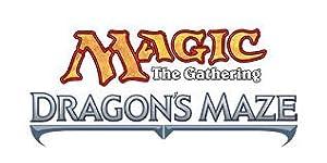 Magic the Gathering Dragon's Maze - 4 Complete Common & Uncommon Set