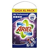 Ariel Professional Actilift Colour & Style Laundry Powder, 110 Washes