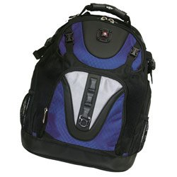 Maxxum Swiss Gear by Wenger Notebook Backpack Blue