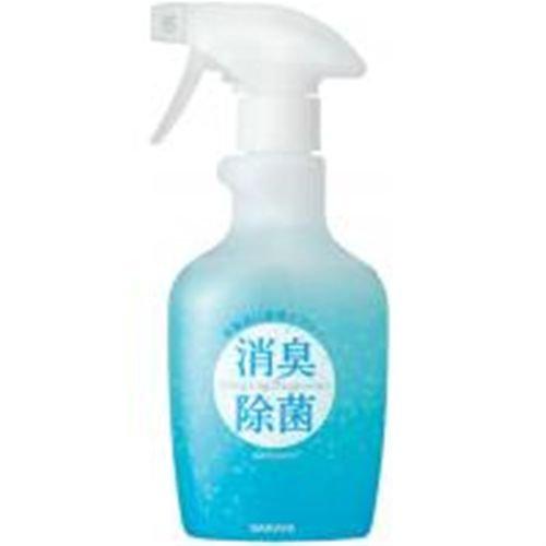 サラヤ サニピュア布製品の消臭 スプレーボトル 400ml ×12本