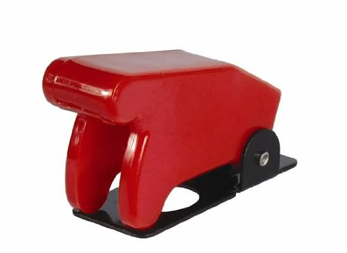 Jt&T Products (2652F) - Toggle Switch Position Indication Cover, Red