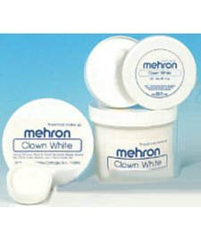 Best Mehron Clown White Makeup