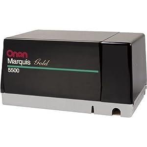 Onan Marquis Gold RV Generator - 5500 Watts, Liquid Propane, Model# Marquis Gold 5500 LP
