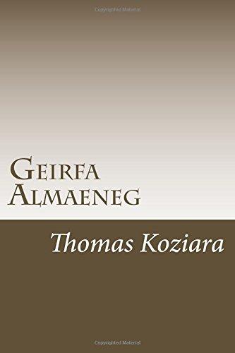 Geirfa Almaeneg