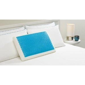 Comfort Revolution Memory Foam & Hydraluxe Cooling Bed Pillow
