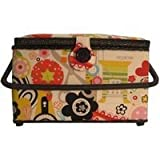 Dritz Sew Organized Sewing Basket image
