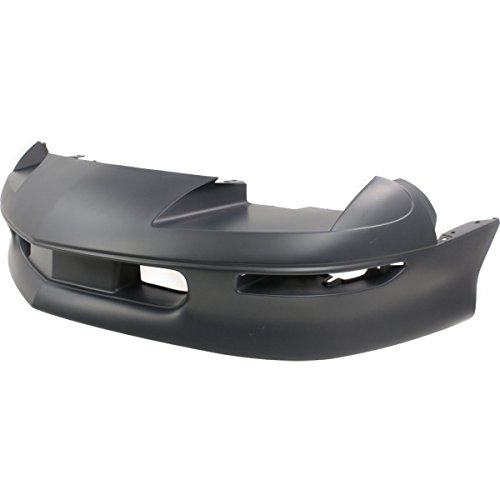 Diften 105-A5312-X01 - New Bumper Cover Facial Front Primered Chevy Chevrolet Camaro GM1000157 10248139 (93 Camaro Bumper compare prices)