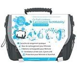 echange, troc Pack 5 accessoires compatible Wii noir