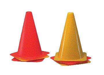 Sportime EKono-Kone - 10 inch - Yellow (Sportime Cones compare prices)