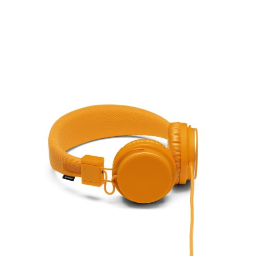 URBANEARS Plattan Headphones (Orange)