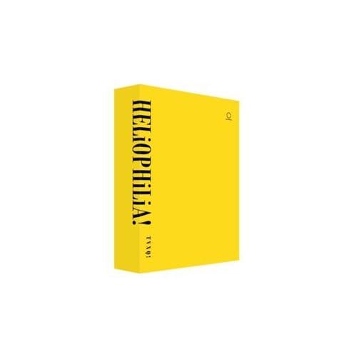 初回限定盤 東方神起 HELiOPHiLiA! (DVD+フォトブック)(リージョンコードALL)( 韓国盤 )(初回限定特典5点)(韓メディアSHOP限定)をAmazonでチェック!