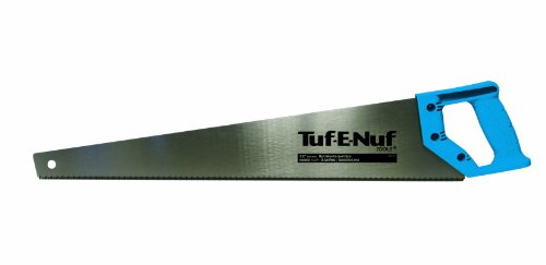 Task Tools 04410 22-Inch 8-Point Tuf-E-Nuf Handsaw
