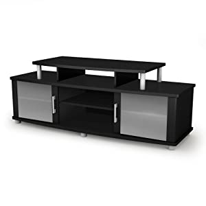South Shore Furniture City Life Collection TV Stand Pure