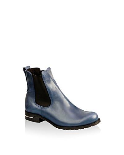 Zapato Chelsea Boot dunkelblau