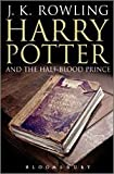 Harry Potter and the Half-Blood Prince (Harry Potter 6) (UK) [Adult edition]