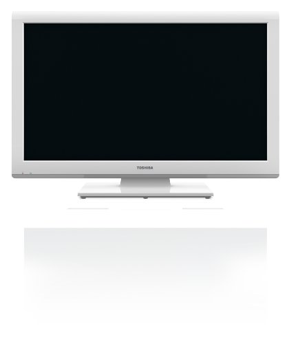 Toshiba 26DL934 26 -inch LCD 720 pixels 100 Hz TV With DVD Player
