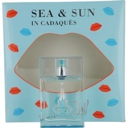 Salvador Dali Salvador Dali Sea & Sun In Cadaques - Edt Spray 3.4 Oz, 3.4 oz