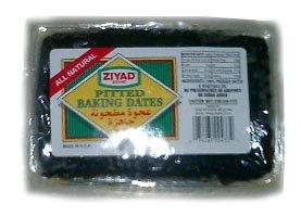 Pitted Baking Dates (ziyad) 13oz (375g)