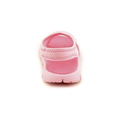 Nike Infant Toddler Little Kids Adjustable Sandals - Sunray Adjust 4 Soft Shell, Hook and Loop Closure